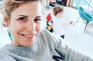 Laura Tenoudji superbe au naturel : prête à se consacrer à sa fille Bianca