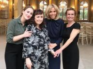 Brigitte Macron rencontre enfin Sandrine Bonnaire et sa soeur autiste