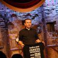 """Exclusif - David Desclos - David Desclos fait son show dans son spectacle """"Ecroué de rire"""" au Jamel Comedy Club à Paris le 11 mars 2019. © JLPPA/Bestimage"""