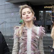 Amber Heard en couple avec le réalisateur du carton du box-office 2017