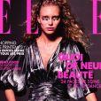 """Magazine """"ELLE"""" en kiosques le 15 mars 2019."""