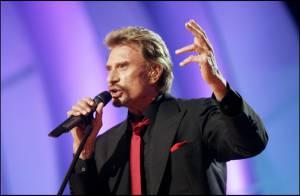 Johnny Hallyday, seul sur scène aux NRJ Music Awards