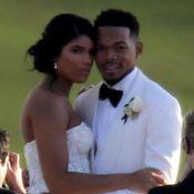 Chance The Rapper marié : les superbes images de la cérémonie avec Kim et Kanye