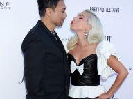 Lady Gaga : Sublime remettante d'award devant Adriana Lima