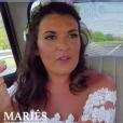"""Mariage de Maxime et Sonia dans """"Mariés au premier regard 3"""" - 11 mars 2019, sur M6"""