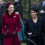 Meghan Markle : Une deuxième baby shower prévue, avec Kate Middleton