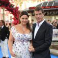 Keely Smith et son mari Pierce Brosnan
