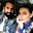 Nadège Lacroix amoureuse de Stefano - Instagram, 28 février 2019