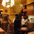 Restaurant La Fontaine de Mars où ont dîné les Obama hier soir