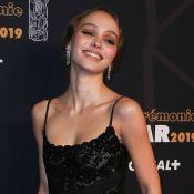 Lily-Rose Depp : Déclaration d'amour et photo sexy avec son amie mannequin