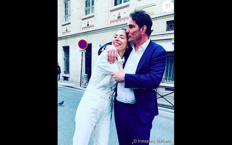 Sébastien Farran, manager de Johnny et Laeticia Hallyday, s'est marié avec Nadège Winter, le 23 mars 2019. © Instagram fabriceibz