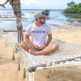 """Florian de """"Mariés au premier regard"""" à Bali - Instagram, 1er janvier 2019"""