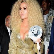 Khloé Kardashian transformée pour l'anniversaire de Diana Ross, avec Beyoncé