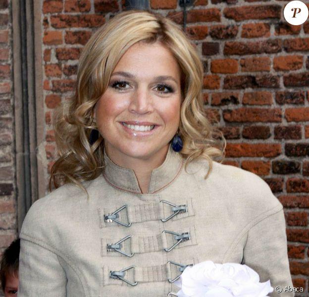 Maxima des Pays-Bas à l'inauguration de la 3e biennale d'Arnhem