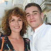 Elsa Lunghini fière de son fils Luigi, au casting d'une série de TF1