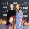 """Sarah Paulson, Amanda Peet à la première de """"Game of Thrones - Saison 8"""" au Radio City Music Hall à New York, le 3 avril 2019."""