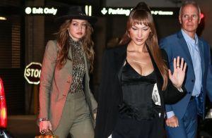 Mariage de Marc Jacobs : Kate Moss et sa fille Lila Grace chic face aux Hadid