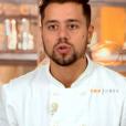"""Florian - """"Top Chef 2019"""" sur M6. Le 10 avril 2019."""