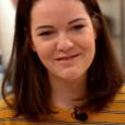 """La compagne de Guillaume - """"Top Chef 2019"""" sur M6. Le 10 avril 2019."""
