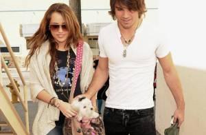 Miley Cyrus et Justin Gaston : Fin d'une idylle ! C'est pas la fin du monde... non plus !  Elle a retrouvé son Nick ! (réactualisé)