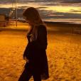 """Clara Bermudes de """"Secret Story"""" enceinte de son premier enfant - 22 mars 2019, Instagram"""