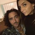"""Clara Bermudes de """"Secret Story 7"""" avec son compagnon Louis - Instagram, 15 décembre 2018"""