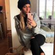 """Clara Bermudes de """"Secret Story 7"""" - Instagram, 28 novembre 2018"""