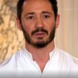 """Cédric Grolet dans """"Top Chef 10"""" mercredi 17 avril 2019 sur M6."""