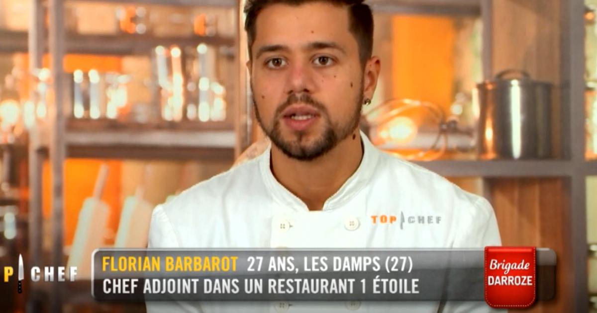 Top Chef 2019: Florian Dans Top Chef 10 Mercredi 17 Avril 2019 Sur M6