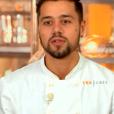 """Florian dans """"Top Chef 10"""" mercredi 17 avril 2019 sur M6."""
