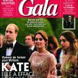 """Couverture du magazine """"Gala"""", numéro du 18 avril 2019."""