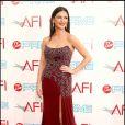 Catherine Zeta-Jones à la soirée AFI Life Achievement hier soir, à Culver City (Californie, hier soir)