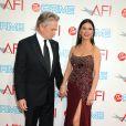Michael Douglas et Catherine Zeta-Jones à la 37ème soirée AFI, à Los Angeles, hier
