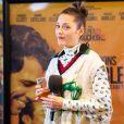 """Marion Cotillard lors de l'avant-première du film """"Nous finirons ensemble"""" au cinéma UGC Brouckère à Bruxelles, Belgique, le 23 avril 2019. © Alain Rolland/ImageBuzz/Bestimage"""