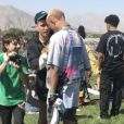 Justin Bieber et Jaden Smith à Coachella le 21 avril 2019