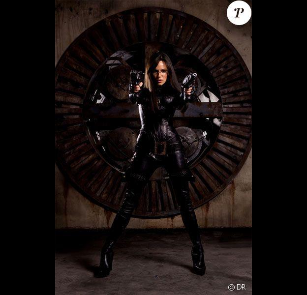 Sienna Miller dans G.I. Joe le réveil du Cobra