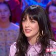 """Nolwenn Leroy se confie à Michel Cymes dans """"Ca ne sortira pas aujourd'hui"""", France 2, 24 avril 2019"""