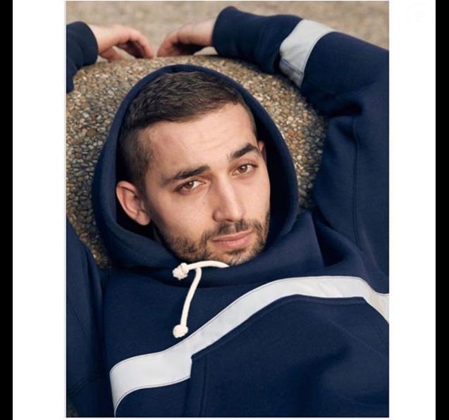 Dali Benssalah, le jeune Français qui sera à l'affiche du prochain James Bond 25.