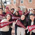 Harvard accueille sa promo de 2023. Mars 2019.