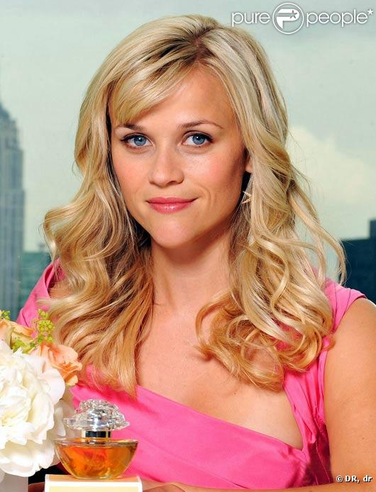 """Reese Witherspoon lance son propre parfum :  """"In Bloom By  Reese Witherspoon"""""""