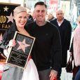 """Pink - La chanteuse Pink (Alecia Beth Moore) reçoit son étoile sur le Walk of Fame à Hollywood, Los Angeles, le 5 février 2019. Elle a reçu la 2656ème étoile dans la catégorie """"Recording""""."""