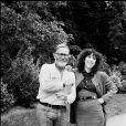 Anémone et Henri Garcin en 1982.