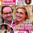 "Magazine ""France Dimanche"", en kiosques vendredi 3 mai 2019."