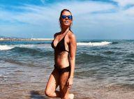Sylvie Tellier en bikini en Espagne : elle rayonne sans maquillage