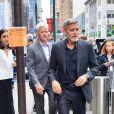 George Clooney a été aperçu dans les rues de New York, le 1er mai 2019
