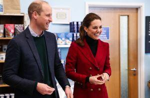 Kate Middleton et William de retour au pays de Galles, leur première adresse