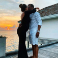 Anaïs Camizuli et son mari Sultan - Instagram, 21 mars 2019