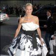 Molly Sims, à l'occasion des CFDA Fashion Awards, qui se sont tenus au Alice Tully Hall de New York, le 15 juin 2009 !