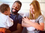 """Ariane Brodier maman : les """"hommes de la maison"""" craquent pour sa fille"""
