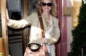Michelle Pfeiffer de toute beauté à New York !